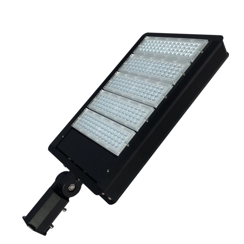 250W Project Use Roadway Highway Square Pole Lighting