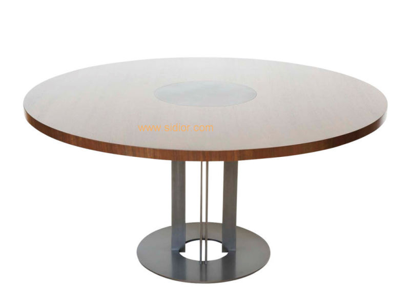 (SD-3004) Modern Hotel Restaurant Dining Furniture Wooden Dining Table