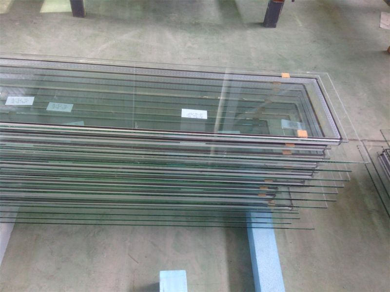 6+12A+6 Low-E Tempered Insulating Glass