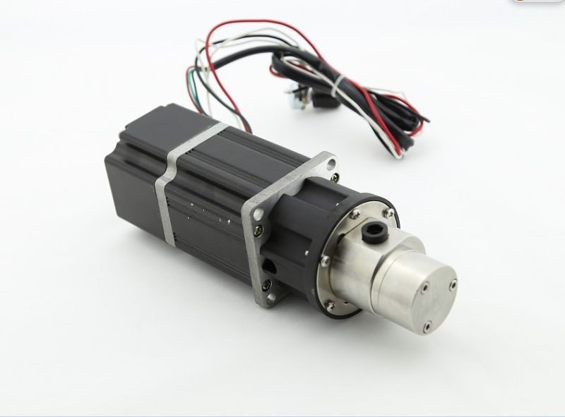 China Dc Brushless Motor Magnetic Driven Gear Pump