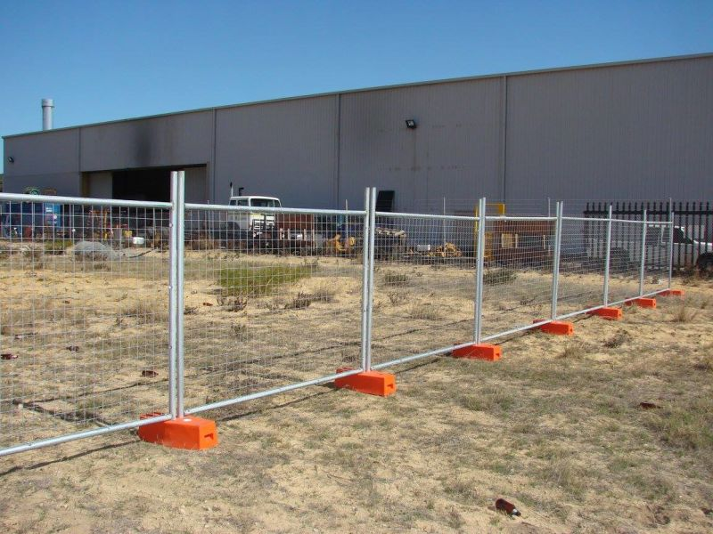 Australia 2.1X2.4m Cheap Galvanized Metal Temporary Fencing (XMM-TF2)