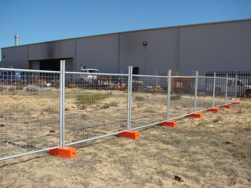 Australia 2.1X2.4m Cheap Galvanized Metal Temporary Fencing (XMM-TF2)