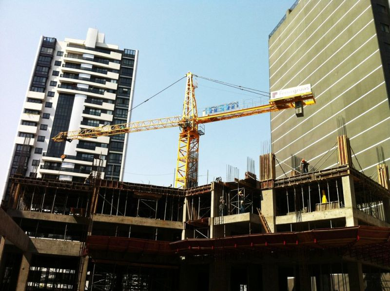 Tower Crane Productivity : China ethio trade