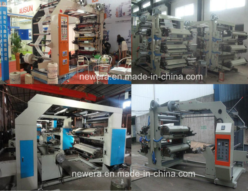 Full-Automatic Flexo Printing Machine