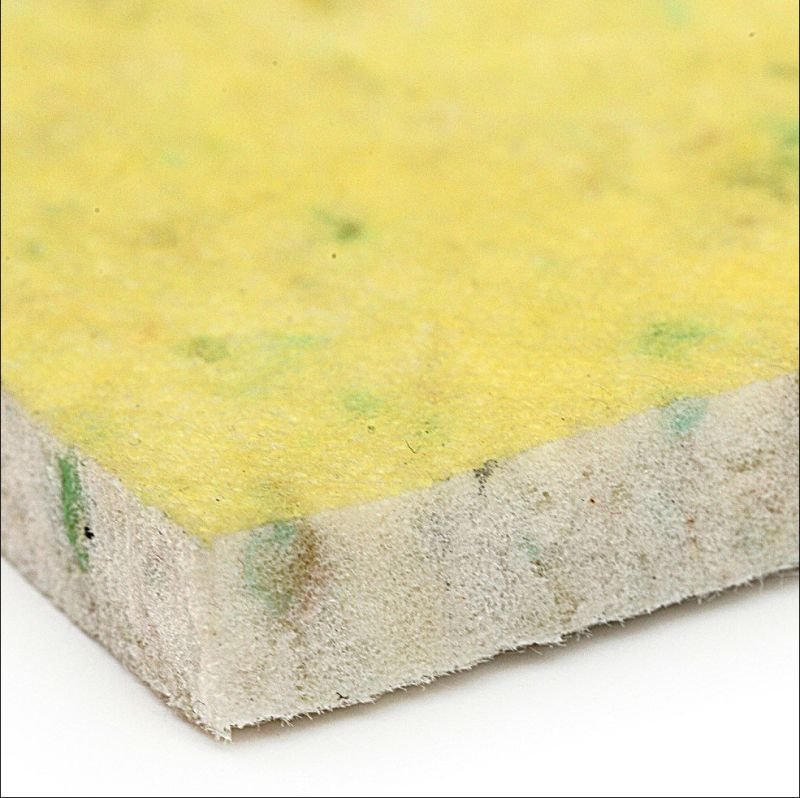 China PU Foam Soft Carpet Underlay with PE Film - China Pu Underlay, Foam Underlay