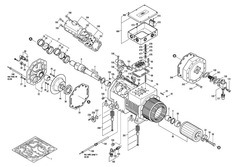Bitzer Compressor Wiring Diagram | electrical circuit digram on compressor start capacitor wiring diagram, copeland hermetic compressor diagram, water cooled condenser diagram, air conditioner thermostat wiring diagram, water source heat pump diagram, hvac dual capacitor wiring diagram, capacitor start motor wiring diagram,