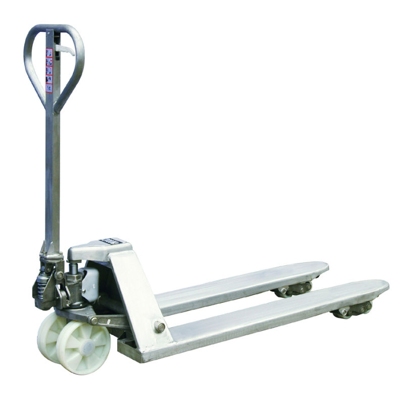 Stainless Steel Hand Jack : China stainless steel sus hand pallet jack for