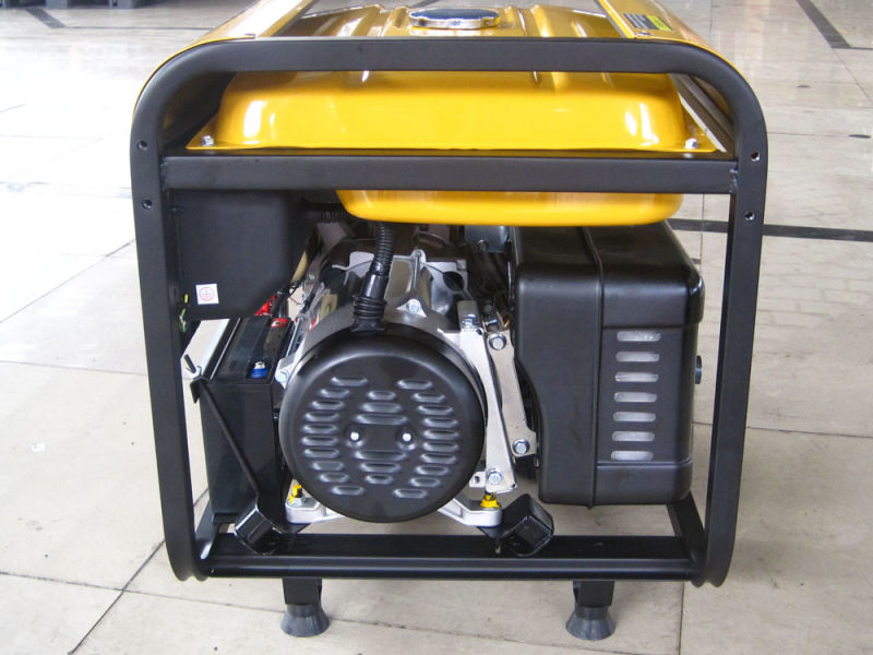 China 5kw Ce Approval Wahoo Gasoline Generator With 13hp