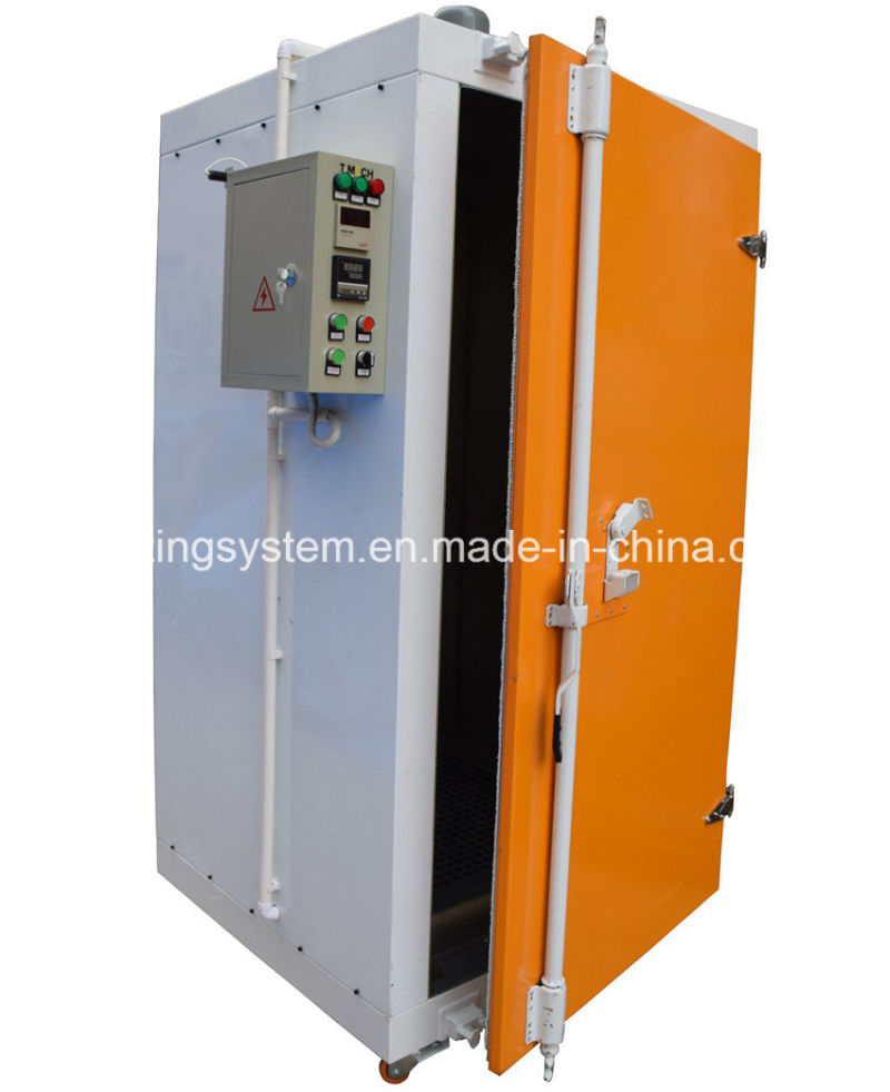 China factory price batch powder coating curing oven for Paint curing oven