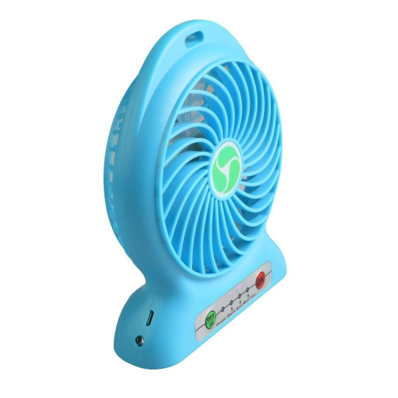 Small Travel Fan : China personal outdoor fan small travel rechargeable