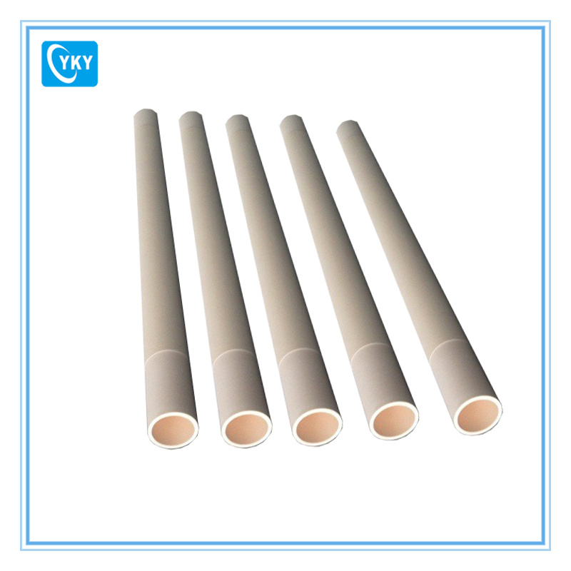 High Temperature High Purity 99.97% Alumina Ceramic Tube
