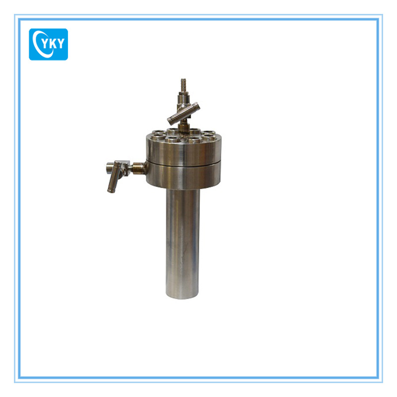 Small Stainless Steel 200c High Temperature Autoclave with PTFE Lining