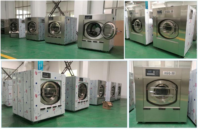 China Industrial Laundry Machine Commerical Washing