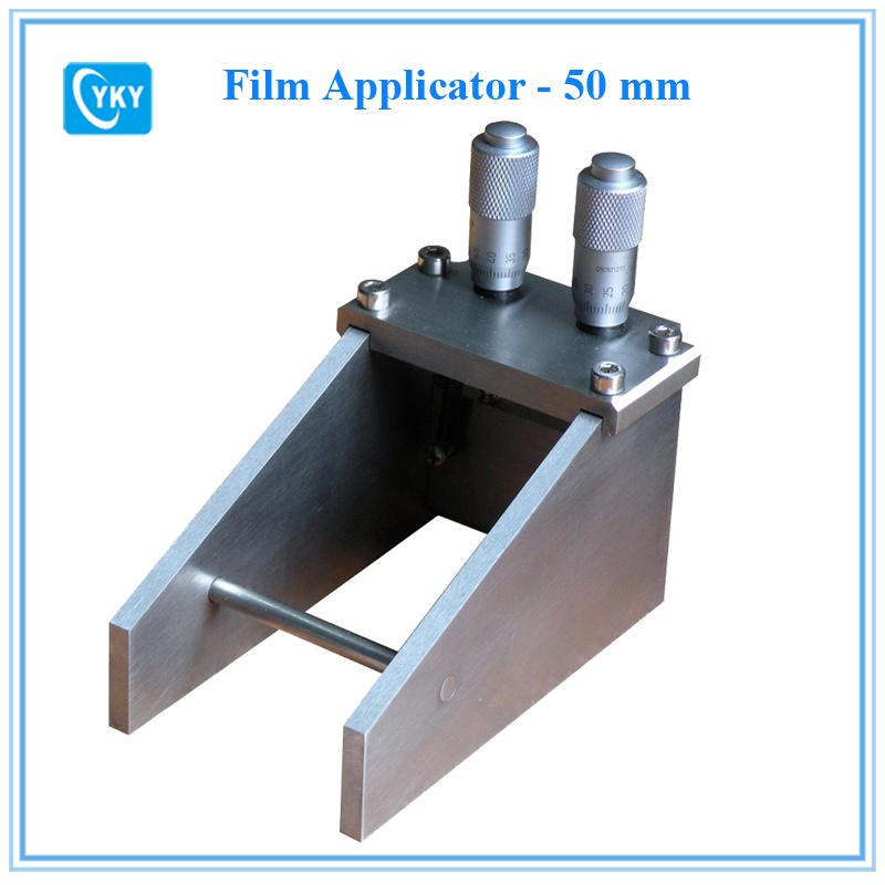 Micrometer Adjustable Film Applicator - 50 mm (Film Casting Knife) - EQ-Se-Ktq-50