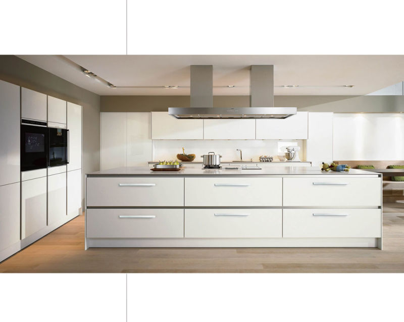 Modern Plywood Kitchen Cabinet Supply