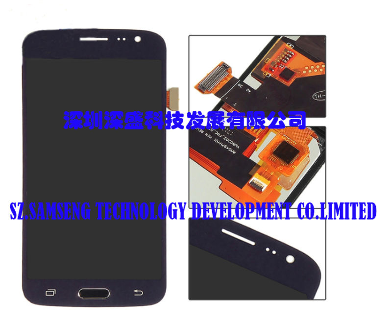 Mobile Phone Touch Screen LCD for Samsung Galaxy J2 Display/Touch Screen Digitizer Assembly
