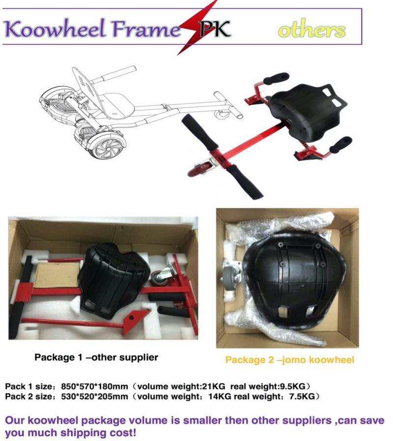 China Germany Karlsruhe Drop Shipping Hoverboard Kart