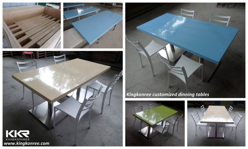 China Artificial Stone Marble Yellow Square Dining Table  : Artificial Stone Marble Yellow Square Dining Table from kkrstonebaths.en.made-in-china.com size 800 x 480 jpeg 59kB
