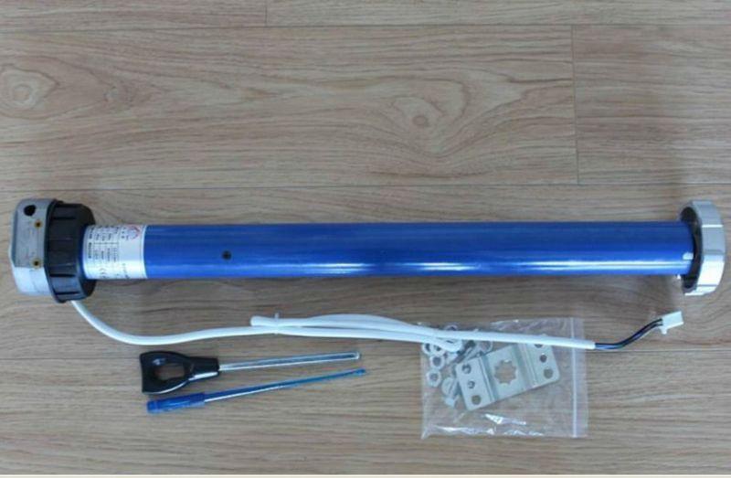 China ac electric roller shutter tubular motor china for Roller shutter electric motors