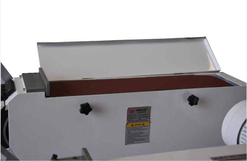 Bg-150 China Hot Sale Belt Machine (belt wheel)