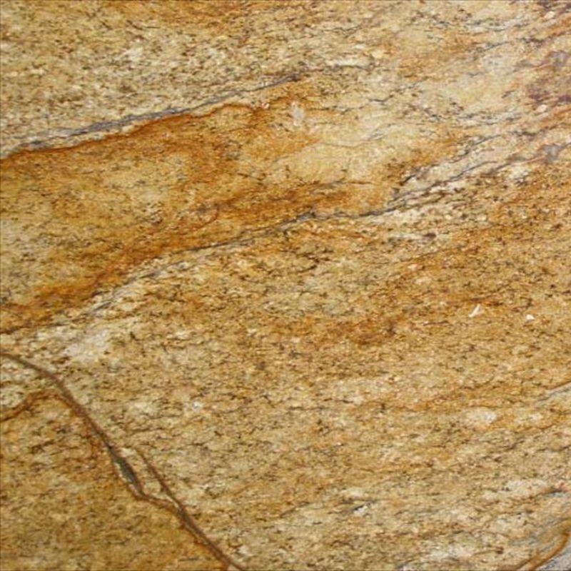 Golden River Granite Kitchen: River Yellow Golden Granite Stone Tile/Slab For Kitchen