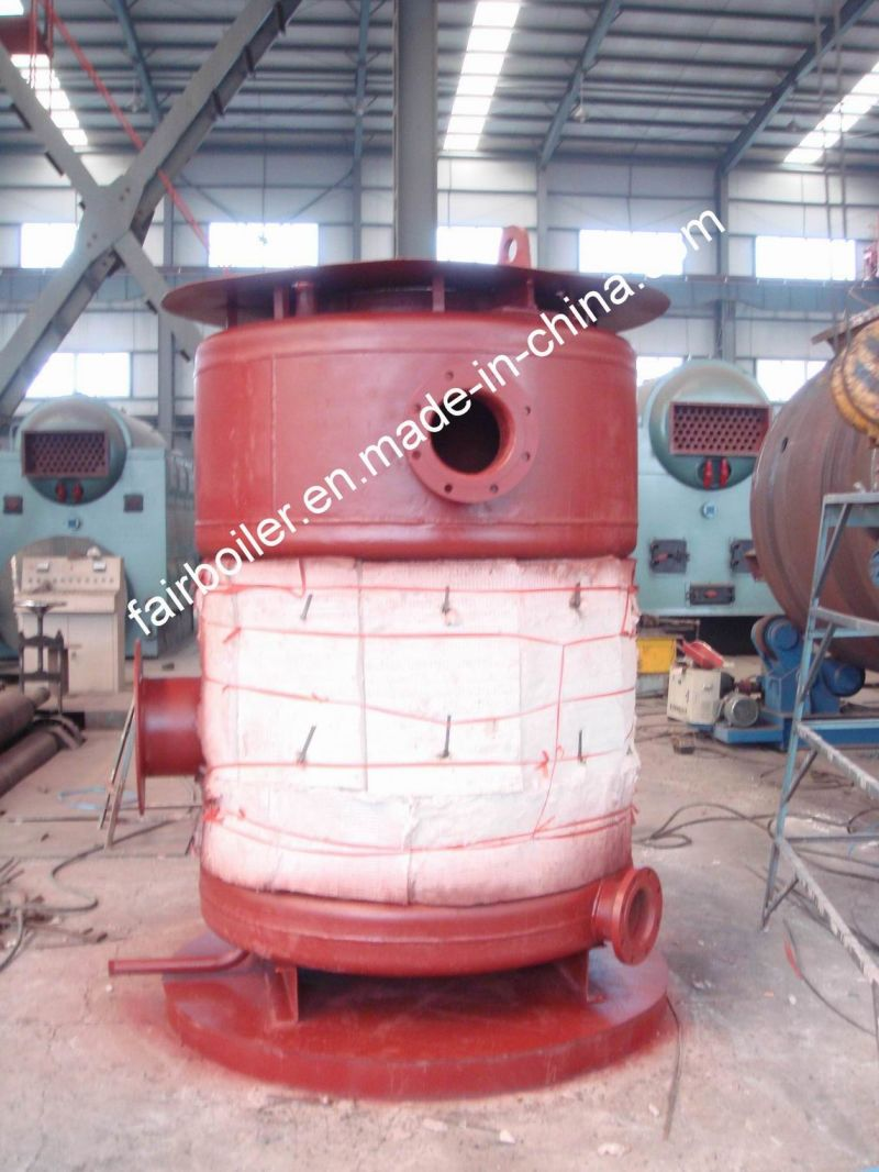 Vertical Gas Water Tube Steam Boiler for Australia