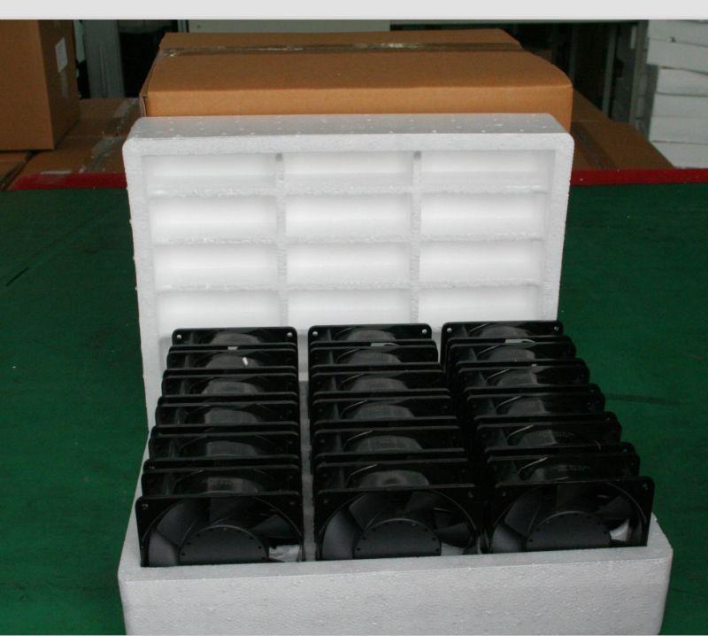 80X80X25mm AC Shaded Pole Axial Cooling Fan (FJ8022AB)