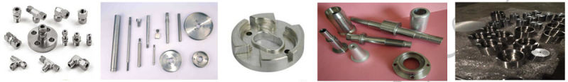 OEM Customized Precision CNC Machining for Auto Parts