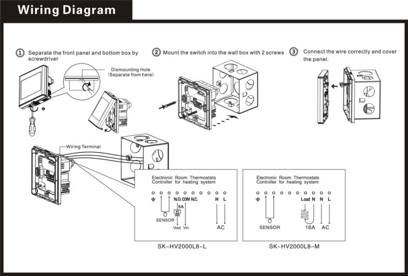 blocco per grafici acrilico dell u0026 39 interruttore di tocco del