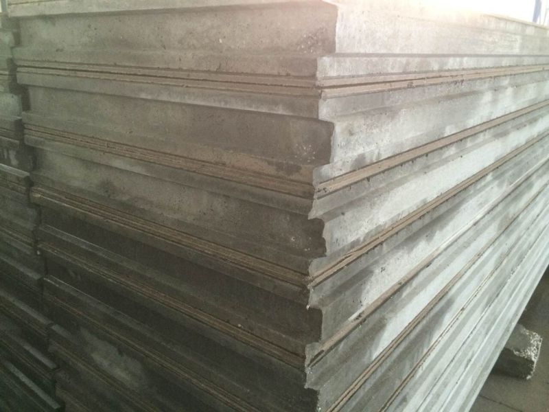 Precast Concrete EPS Cement Sandwich Wall Panels for Warehouse