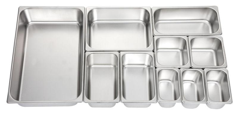 Vaschette acciaio per alimenti tovaglioli di carta for Vaschette per tartarughe prezzi