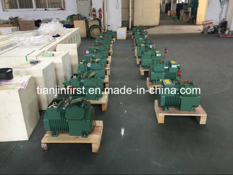 Compressor/Cooling System/Bitzer Compressor Unit