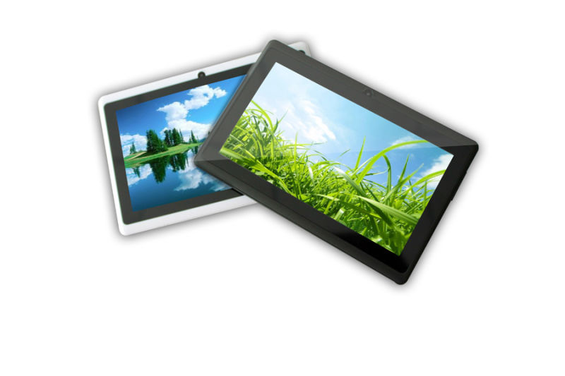 Ug-Tq88-7021 7inch Capacitive Touch Screen Android Pad Tablet PC ATM7021 Dual Core Android 4.2 MID with WiFi
