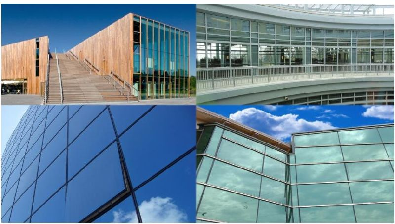 Unitized Curtain Wall Installation : China unitized curtain wall system
