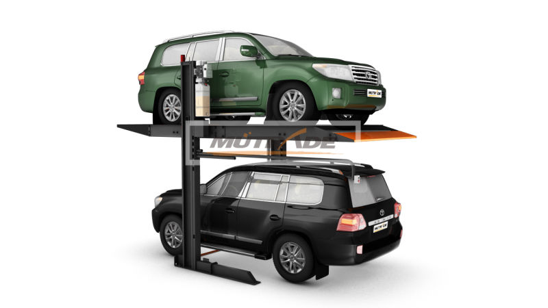 Parking Sensor System Two Post Car Lift For Sale