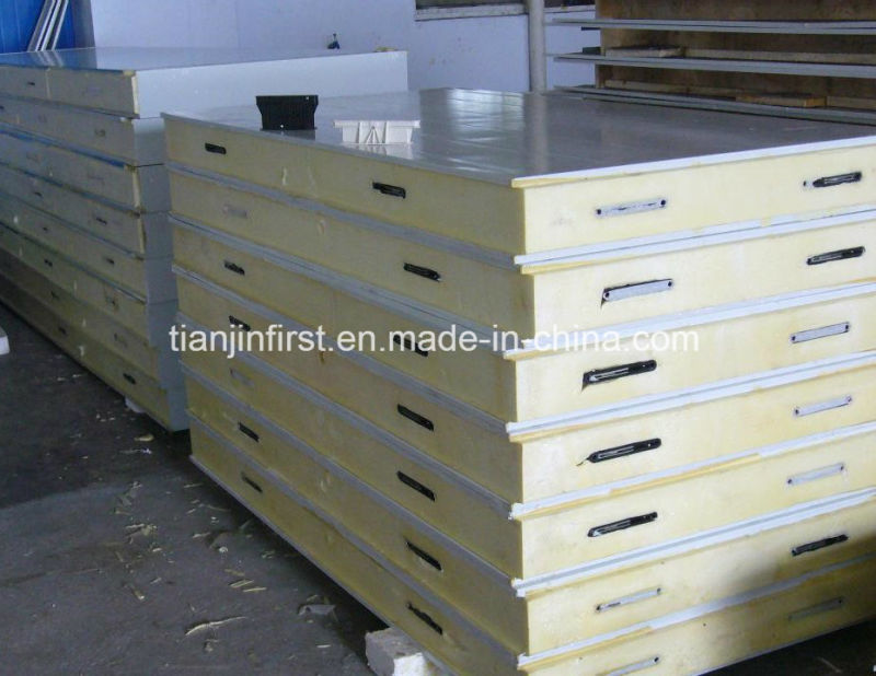 Insulation Cold Storage Insulation Board PU Cold Room Board