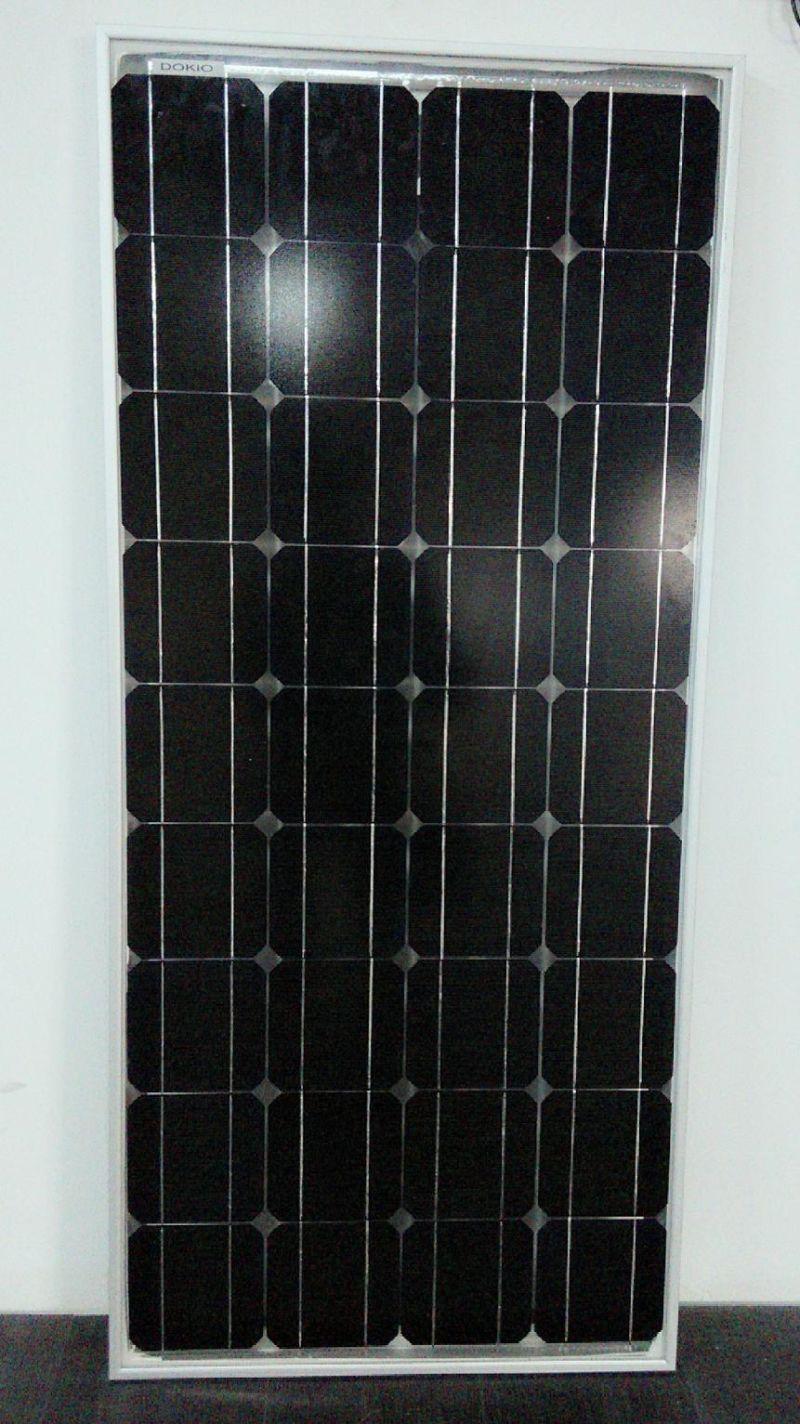 China Transparent Mono Solar Panel Dsp 95w China