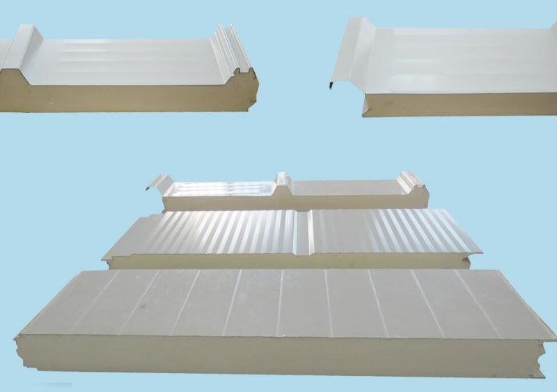 Cold Room PU Foam Sandwich Panel for Wall & Roof