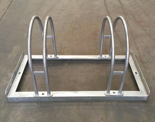 Mounted Bike Rack Cr24