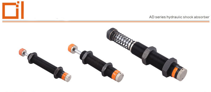 Hydraulic Shock Absorber : China ad series hydraulic industrial auto shock