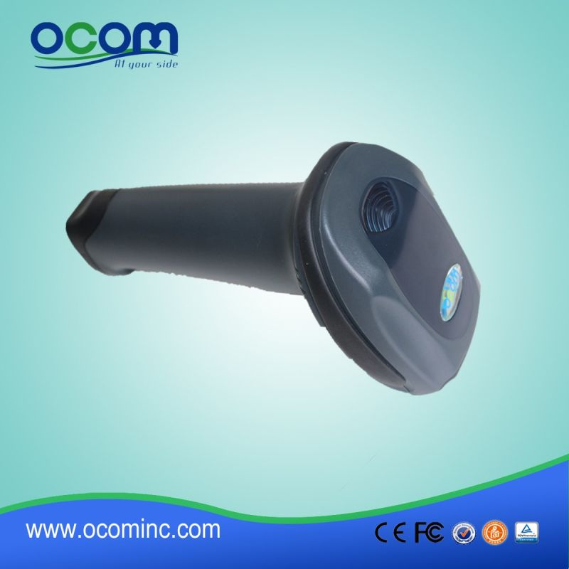 Wireless Bluetooth CCD Barcode Scanner