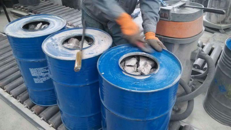 acetylene manufacture from calcium carbide