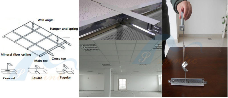 China high density low density mineral wool board china mineral ceiling board mineral ceiling for High density mineral wool