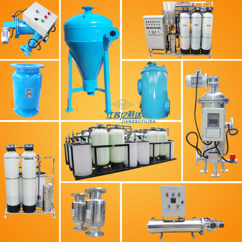 Electronic Water Treatment Product : China magnetic water softenering with many pieces
