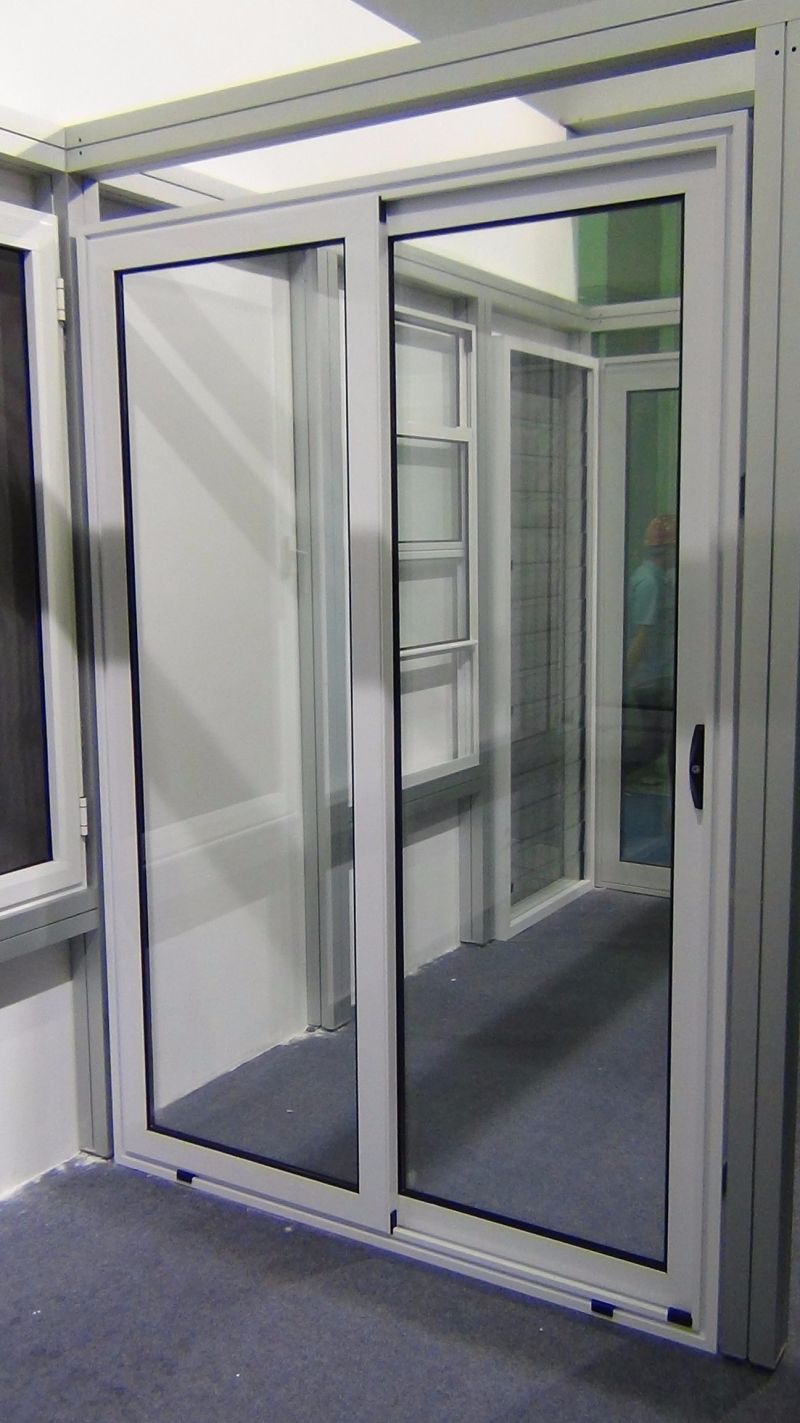 China cheap price aluminium aluminum sliding door and for Cheap sliding glass doors
