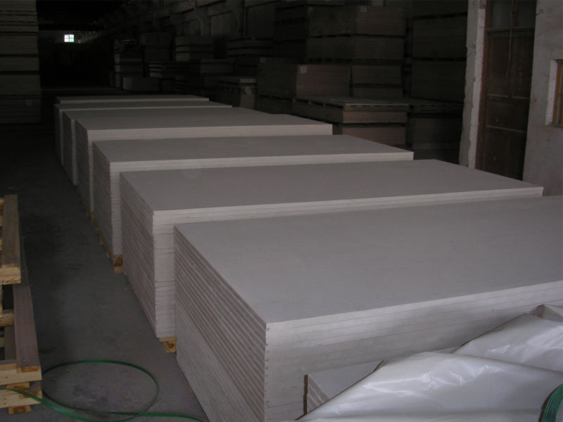 Exterior Decorative Partition Panel Fiber Cement Boards for Building Material
