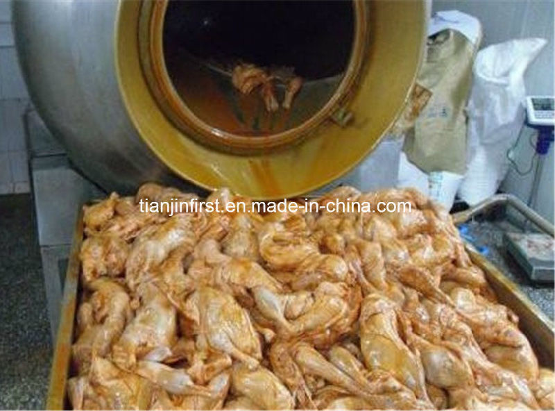 Meat Producing Machine Stainless Steel Chicken Vacuum Tumbler