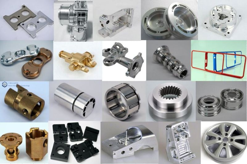 Precision OEM Auto/Motorcycle Spare CNC Machining/Machined/Machinery Parts