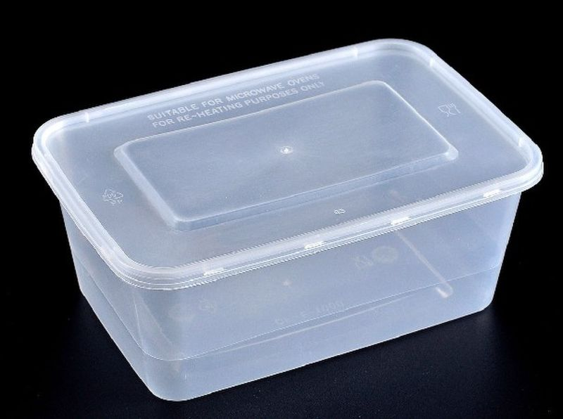 Pp Food Container ~ Pp food plastic container ml