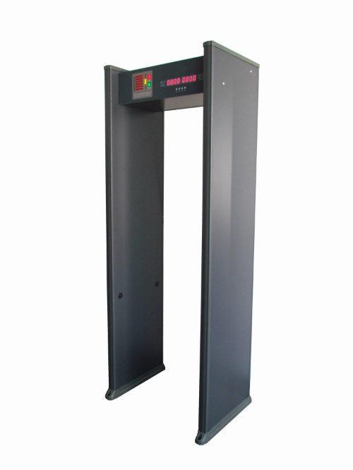 Metal Detector, Walk Through Metal Detector Door, Door Frame Metal Detector (6 Zones) (JLS-100/LED display)